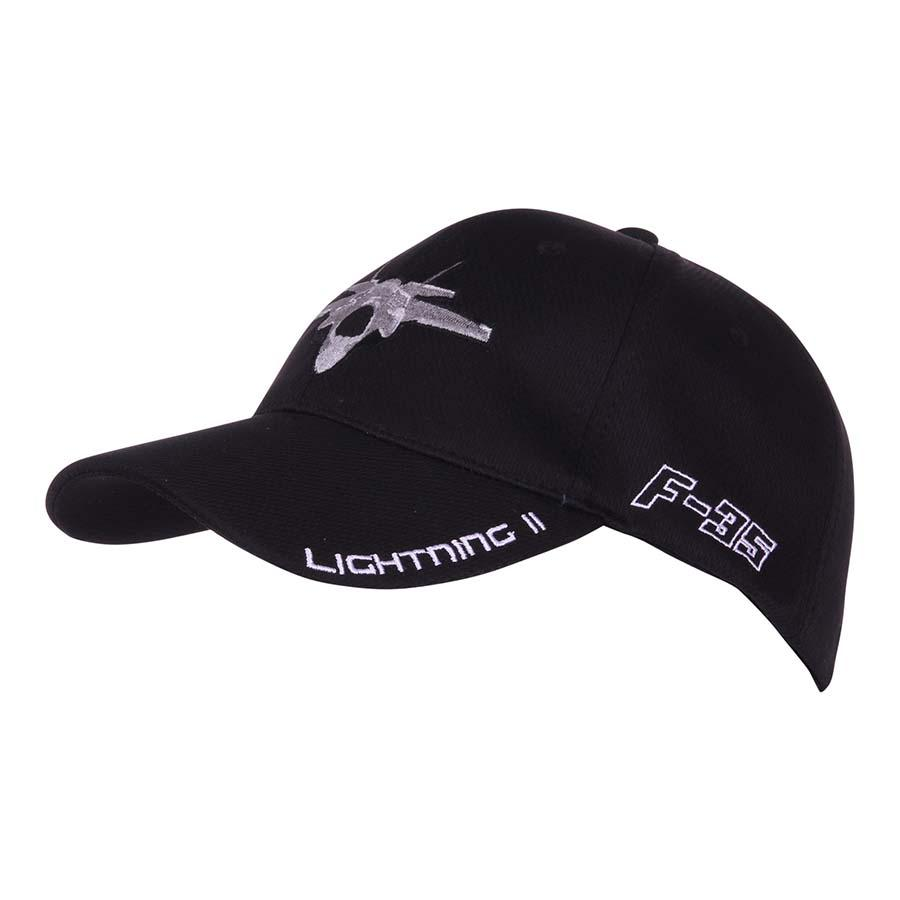 Cap KIDS  F35  Black-1322-a