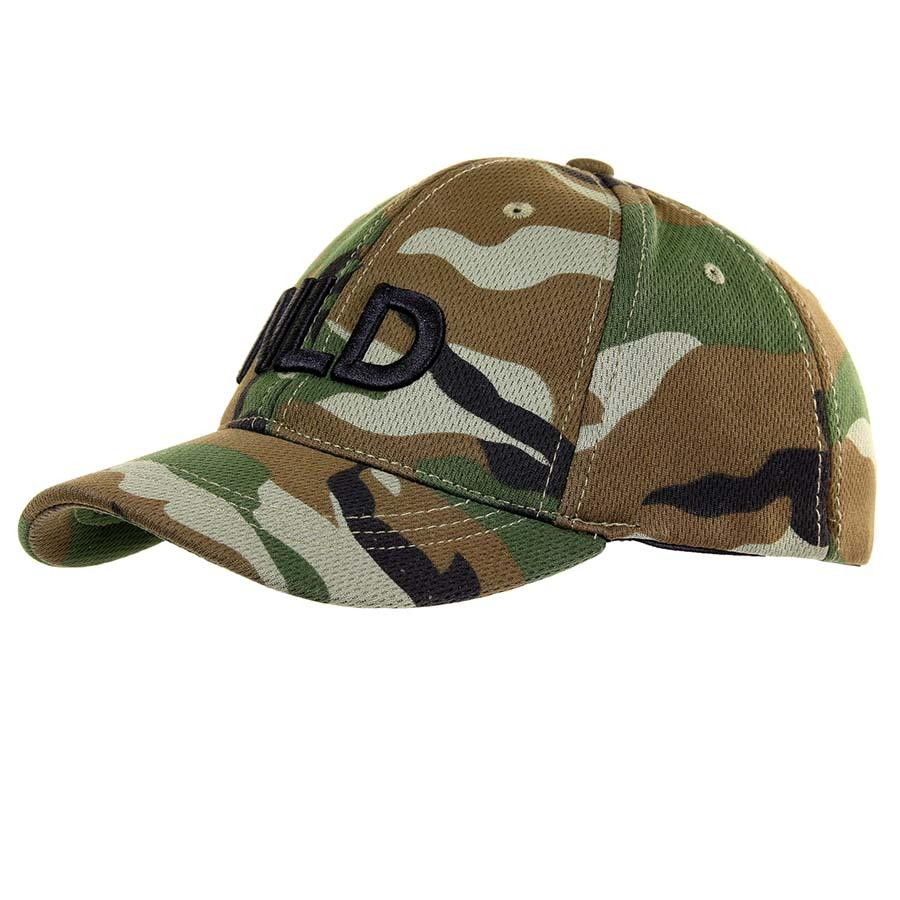 Cap KIDS  -  NLD Camouflage -1324-a