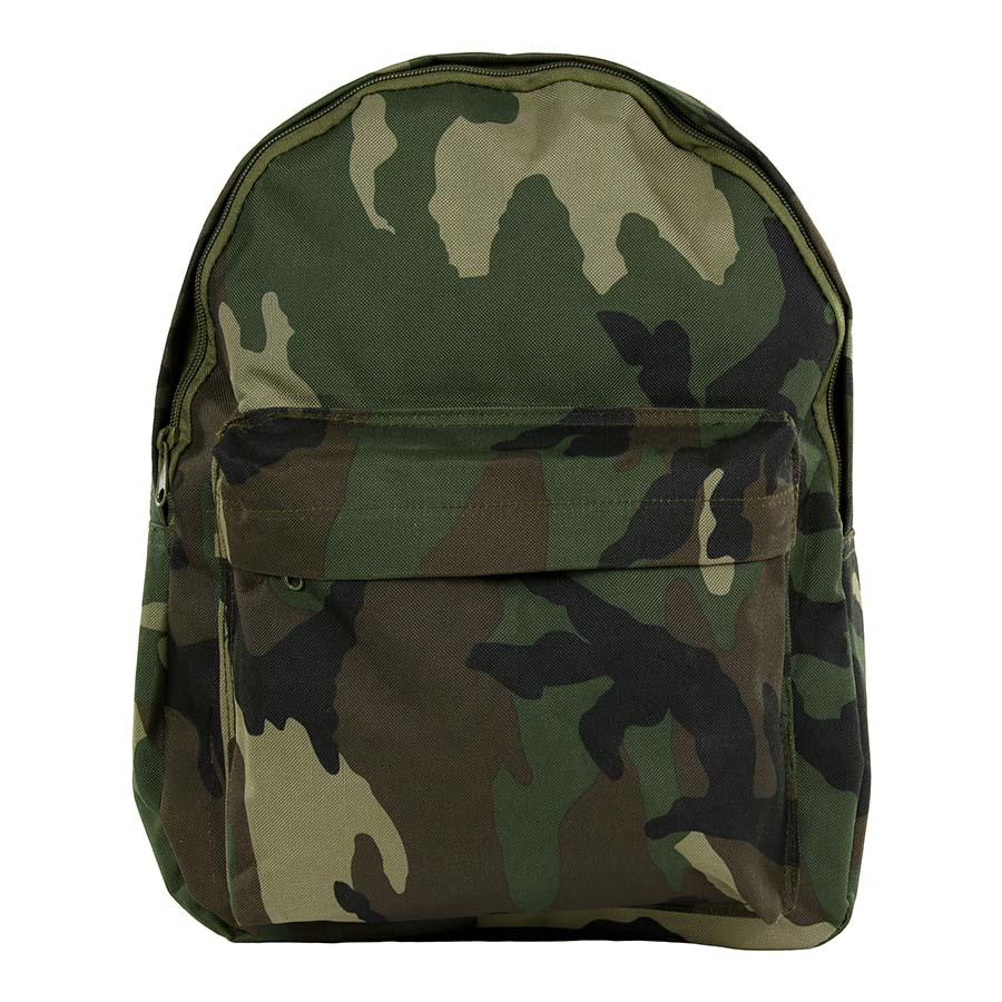 Rugzak Camouflage KIDS-1344-a