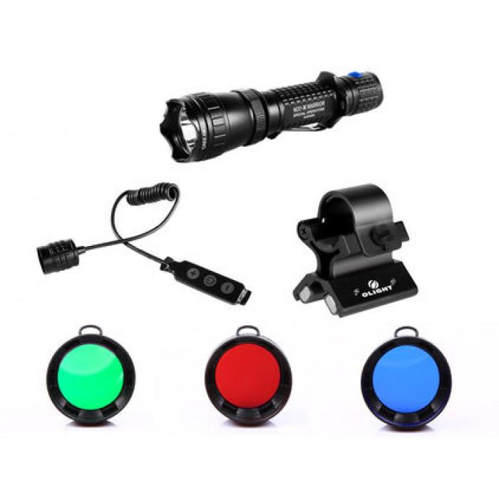 Olight M20 Hunting Set Max 550 Lumen-1380-a