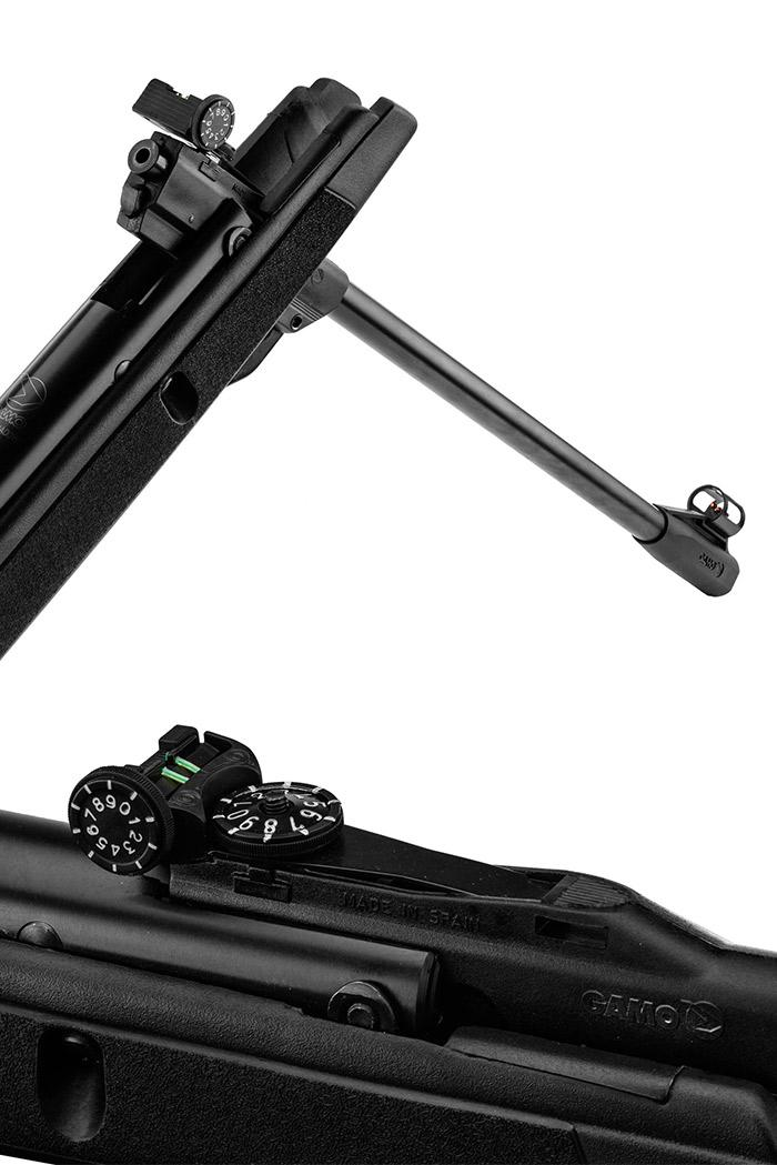 Gamo ES - gamo black shadow set 177 1