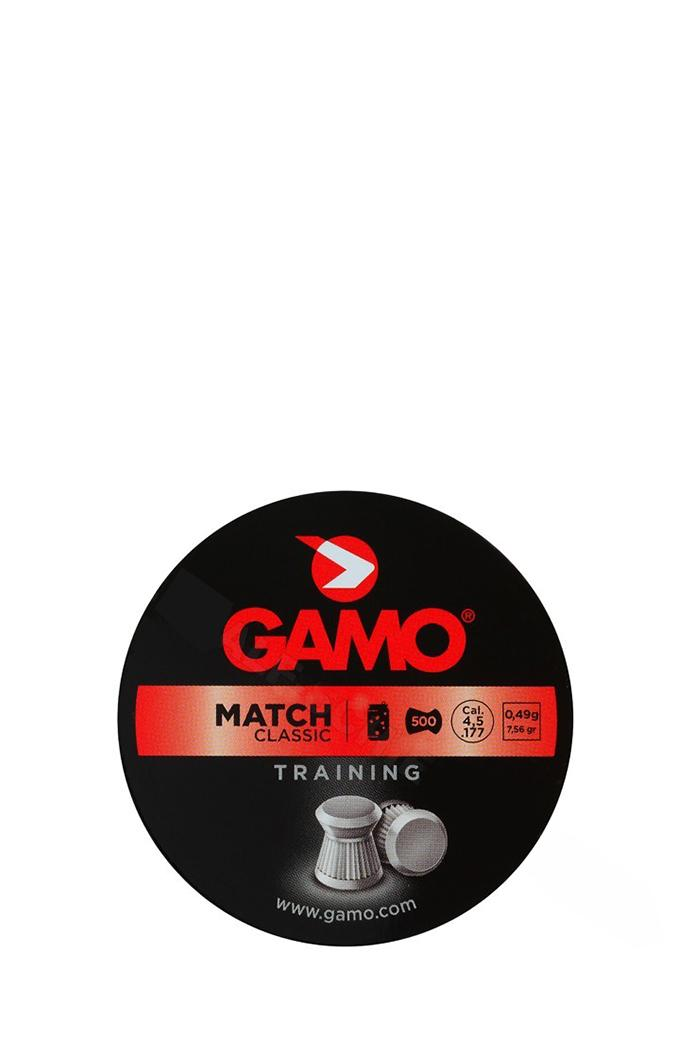 Match diabolo .177  4,5mm-227-a