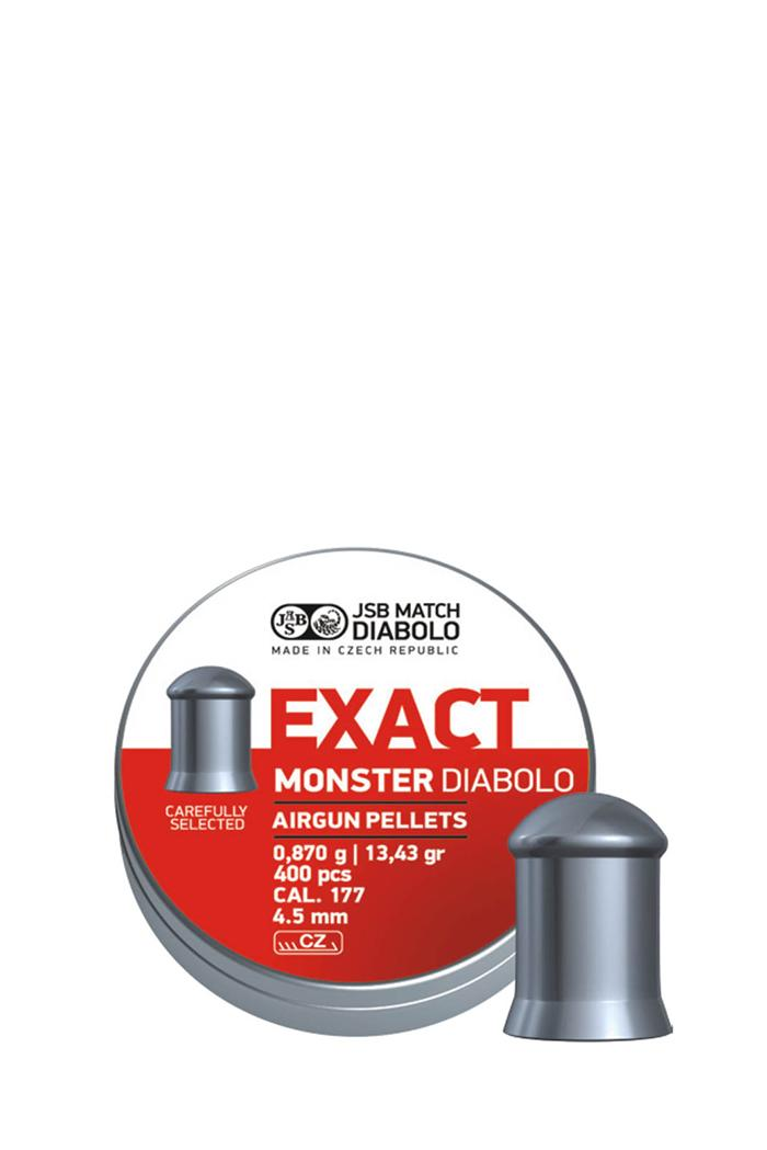 Exact Monster 4.52mm-274-a