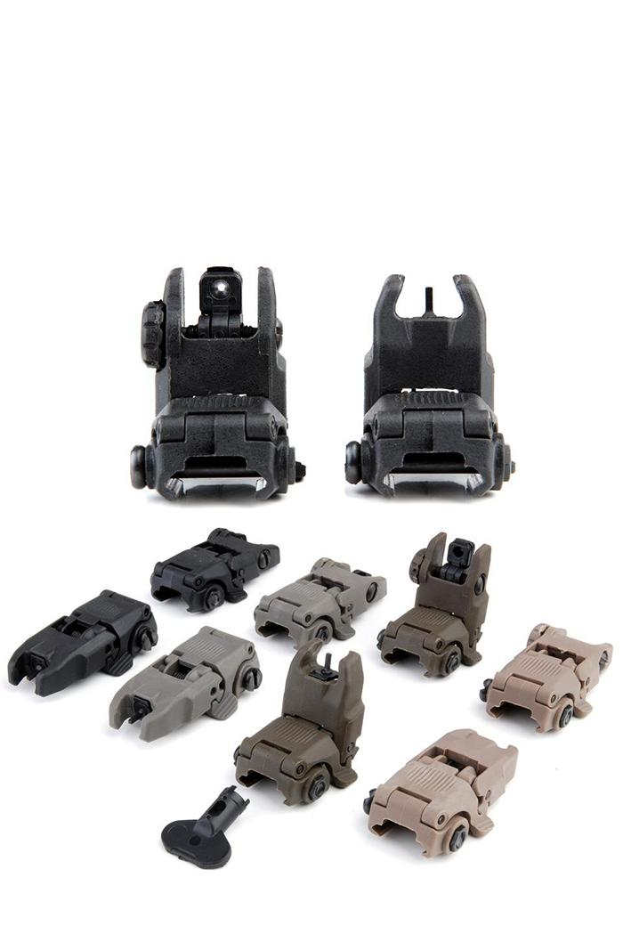 Flip-up Sights Groen-387-a