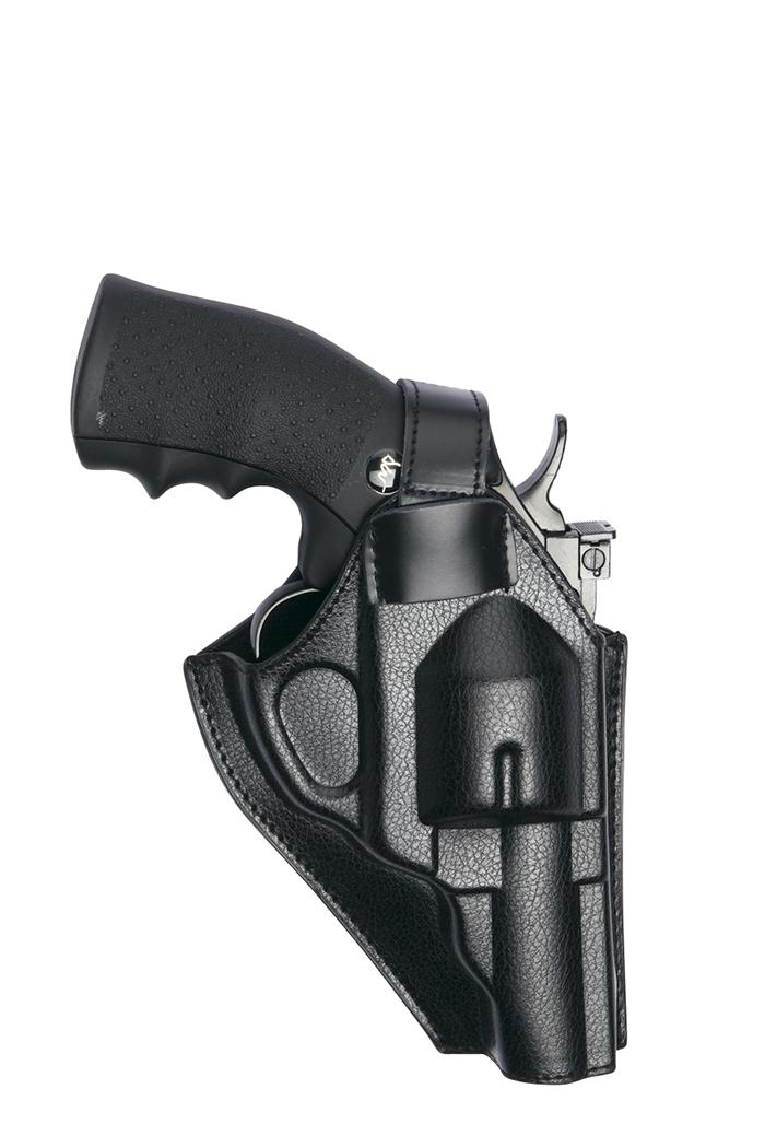 Holster voor Dan Wesson revolver 2,5 inch-399-a