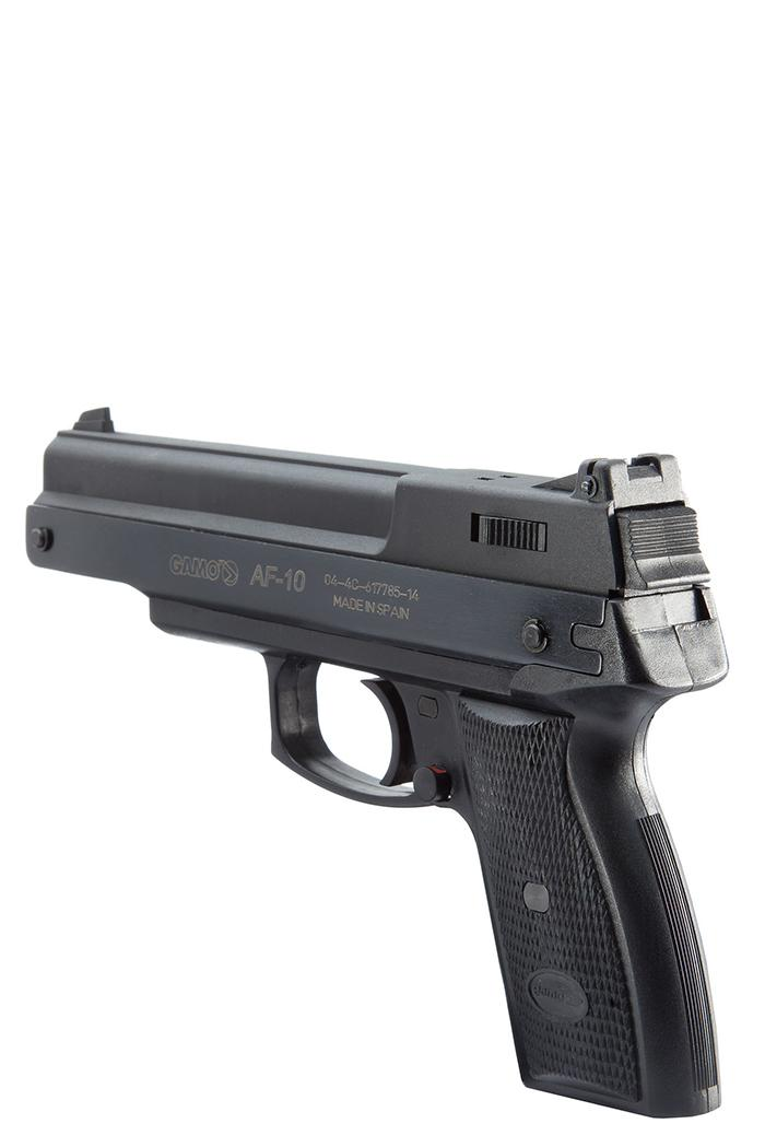 Gamo ES - gamo af10 precompressed airpistol 177 3