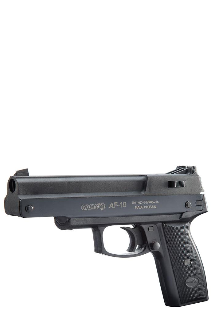 Gamo ES - gamo af10 precompressed airpistol 177 4