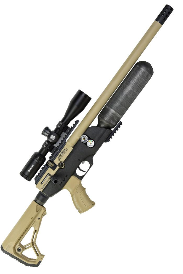 Commander Cerakote Sand HR Hi-Lite .22  5,5mm-68-a
