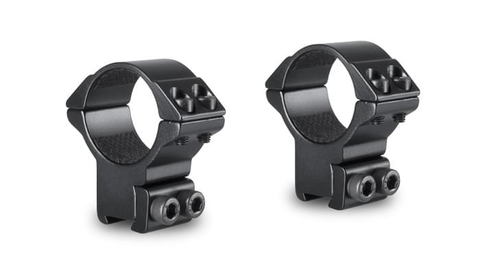 Hawke Scope Mounts  30mm  High  9-11mm-743-a