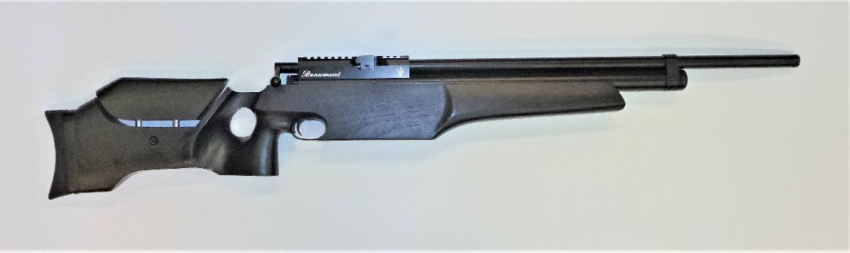 Beaumont Grizzly 5,7 mm. - 160 Joules Black Target Stock-782-a